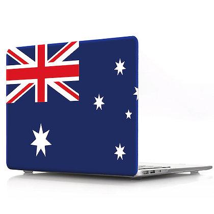 australia flag macbook air pro retina 11 12 13 15 design case cover malaysia