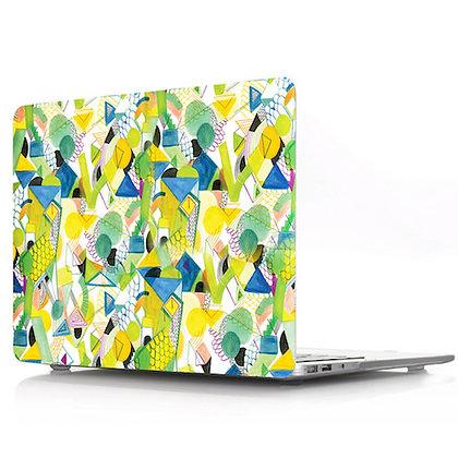 graffiti macbook air pro retina 11 12 13 15 design case cover malaysia