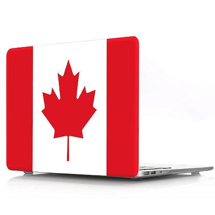 Canada flag macbook air pro retina 11 12 13 15 design case cover malaysia
