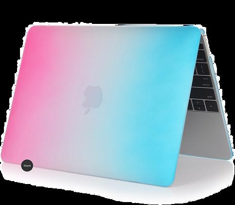 Rainbow- blue & pink