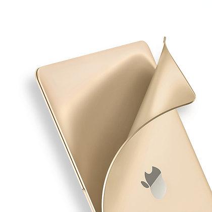 champagne gold 6D invisible macbook air pro retina touchbar 11 12 13 15 case cover malaysia
