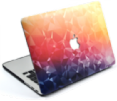 iStand Macbook art case