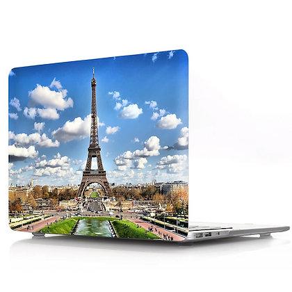 paris eiffel tower macbook air pro retina 11 12 13 15 design case cover malaysia