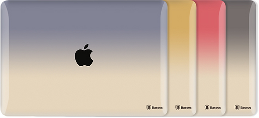 Macbook air pro retina gradient case malaysia