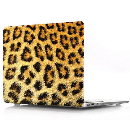 leopard skin macbook air pro retina 11 12 13 15 design case cover malaysia