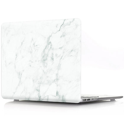 natural white marble macbook air pro retina 11 12 13 15 case cover malaysia