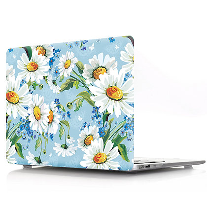chrysanthemum floral flower macbook air pro retina 11 12 13 15 case cover malaysia