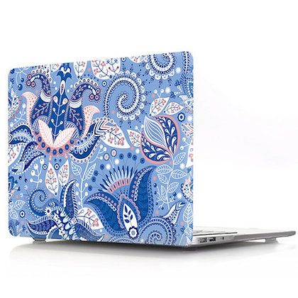 blue circus macbook air pro retina 11 12 13 15 design case cover malaysia