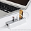 Thumbnail: Macbook USB-C to USB 3.0 + HUB adapter (champ)