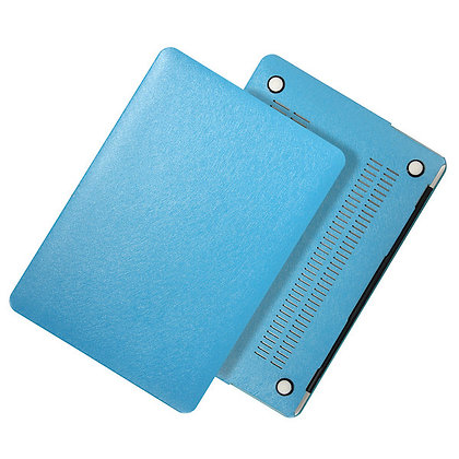 Skyblue silk macbook air pro retina touchbar 11 12 13 15 case cover malaysia
