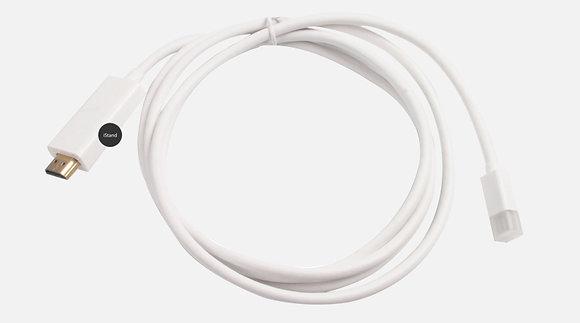 MiniDisplayPort to HDMI cable (3m)