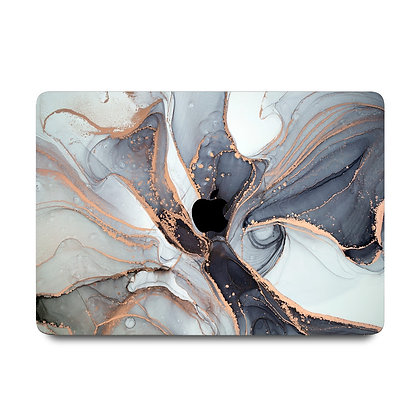 "apple macbook air pro retina touchbar 11 12 13 14 15 16"" inch abstract marble case cover protector malaysia"