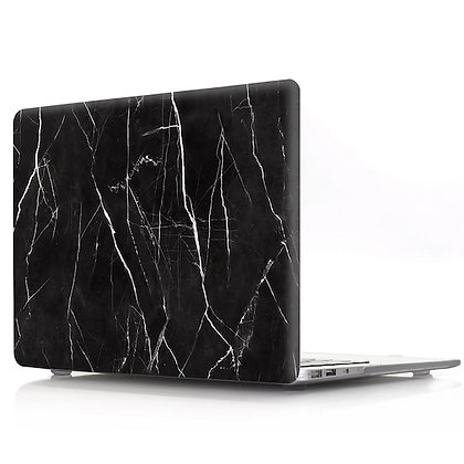black white marble macbook air pro retina 11 12 13 15 case cover malaysia