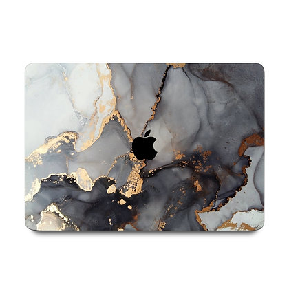 "apple macbook air pro retina touchbar 11 12 13 14 15 16"" inch elegant marble case cover protector malaysia"