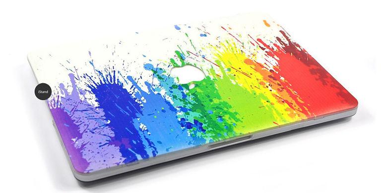 iStand Macbook art case