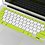 Thumbnail: Apple green & white