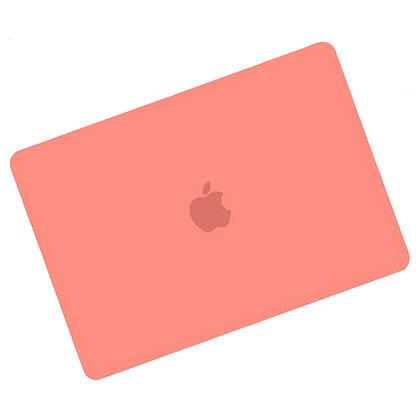 apple macbook air pro retina touchbar 11 12 13 14 15 16 inch m1 coral orange case cover protector malaysia