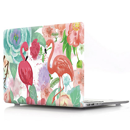 Flamingo macbook air pro retina 11 12 13 15 case cover malaysia