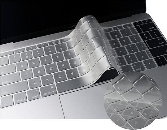 macbook air pro retina touchbar 11 12 13 15 17 inch TPU ultra thin 0.1mm thin keyboard cover protector