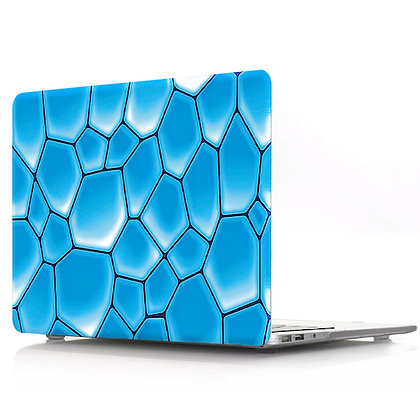 blue stone macbook air pro retina 11 12 13 15 design case cover malaysia