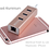 Thumbnail: Macbook Thunderbolt USB 3.0 + HUB adapter (rose)