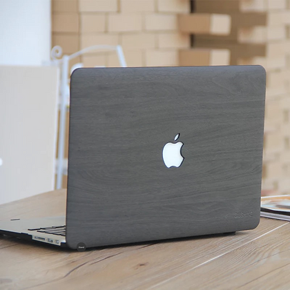 black Wood macbook air pro retina 11 12 13 15 case cover malaysia