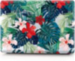 macbook air pro retina touchbar 11 12 13 15 flower designer case cover malaysia