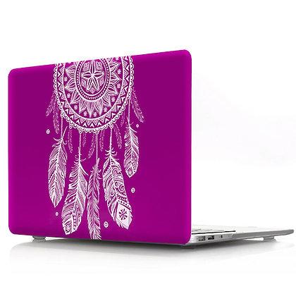 purple dream catcher macbook air pro retina 11 12 13 15 case cover malaysia