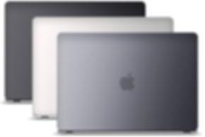 apple macbook air pro retina touchbar 11 12 13 15  matte rubber case cover malaysia