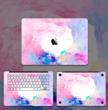 apple macbook pro air retina touchbar 11 12 13 15 inch decal skin sticker art abstract