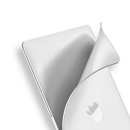 silver 6D invisible macbook air pro retina touchbar 11 12 13 15 case cover malaysia