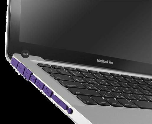 Purple dp