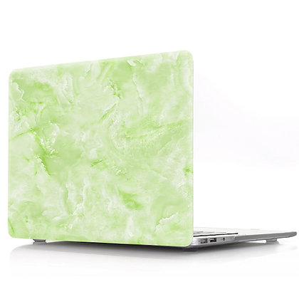 green marble macbook air pro retina 11 12 13 15 case cover malaysia