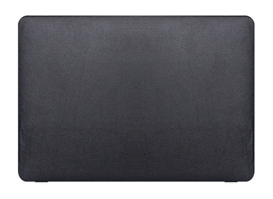 black leather macbook air pro retina touchbar 11 12 13 15 case cover malaysia