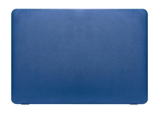 blue leather macbook air pro retina touchbar 11 12 13 15 case cover malaysia