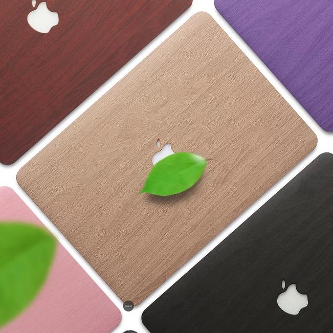 macbook air pro retina touchbar 11 12 13 15 wood case cover malaysia