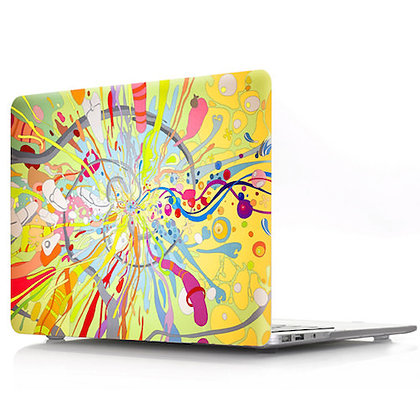 graffiti macbook air pro retina 11 12 13 15 design case cover malaysia