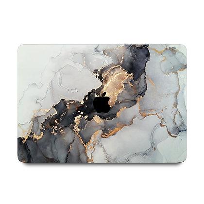 "apple macbook air pro retina touchbar 11 12 13 14 15 16"" inch elegant marble case cover protector malaysia"