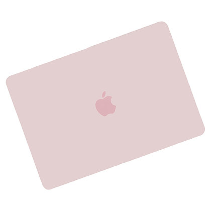 apple macbook air pro retina touchbar 11 12 13 14 15 16 inch m1 baby pink case cover protector malaysia
