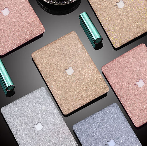 macbook air pro retina 11 12 13 15 shiny shine case cover malaysia