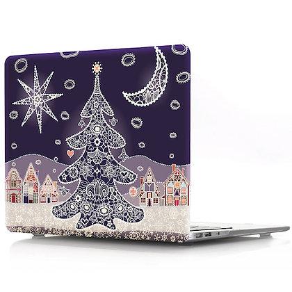 christmas macbook air pro retina 11 12 13 15 design case cover malaysia