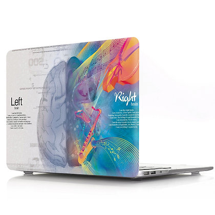 left right brain macbook air pro retina 11 12 13 15 case cover malaysia