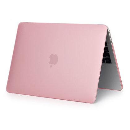 apple macbook air pro retina touchbar 11 12 13 14 15 16 inch m1 matte pink case cover protector malaysia