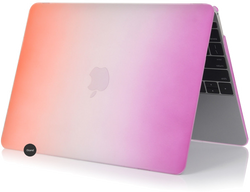 rainbow orange pink