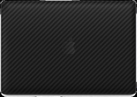 Apple macbook air pro retina touchbar m1 11 12 13 14 15 16 inch carbon case cover protector