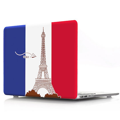 france flag macbook air pro retina 11 12 13 15 design case cover malaysia