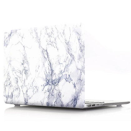 white silk marble macbook air pro retina 11 12 13 15 case cover malaysia