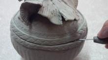 Sweet sugar bowl