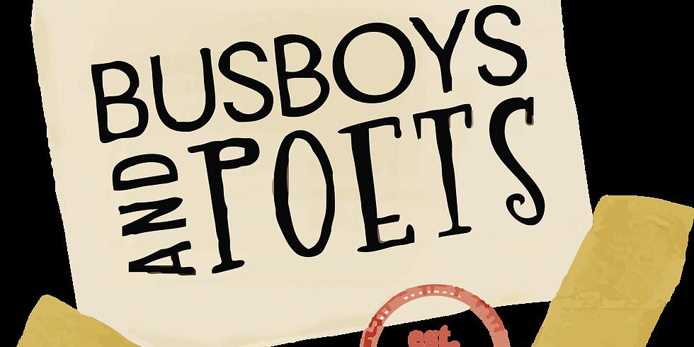 Musical Fun at Busboys & Poets Restaurant- Shirlington