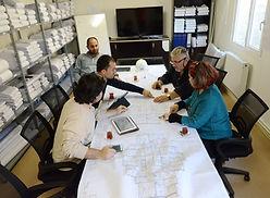 İnşaat projelerinizinyatırım planlama, tasarım, kaynak temini, yapım ve işletme süreçlerinde destek veriyoruz